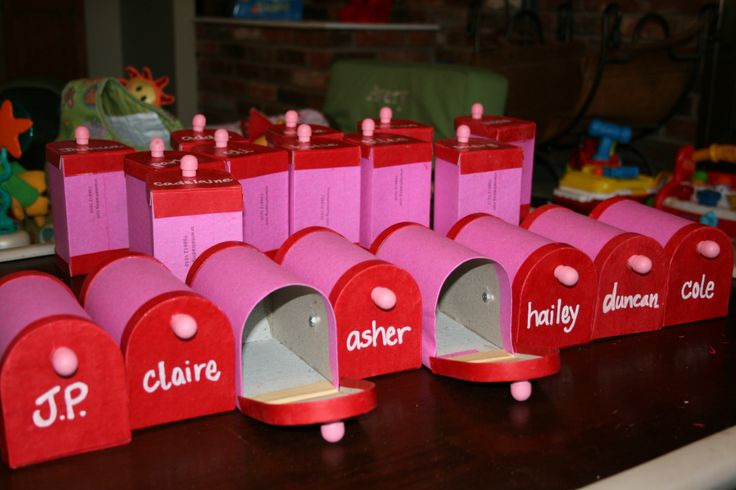 valentine's day shoe box decorating ideas