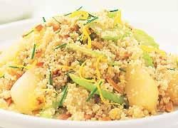Spring Couscous Salad | Gourmand | Pinterest