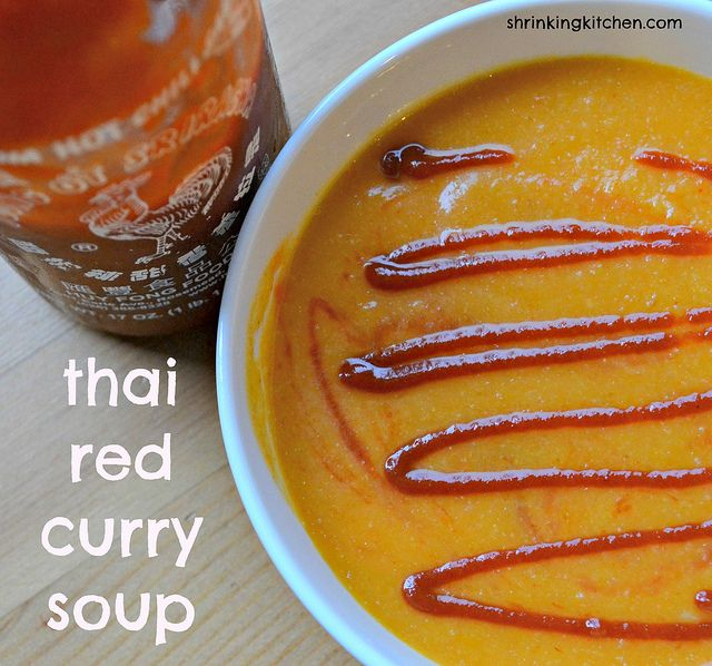 Thai Red Curry Soup | Recipe