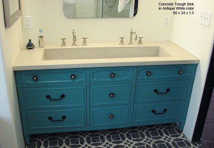 trough sink idea Antiques Decorating Ideas
