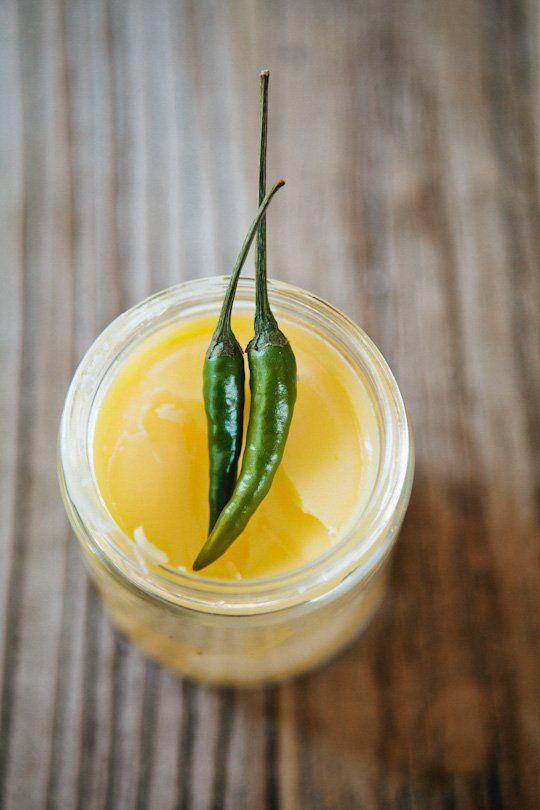 Basic Indian Recipe: Kerala Spiced Peas