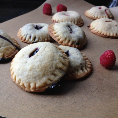 Little Berry Hand Pies
