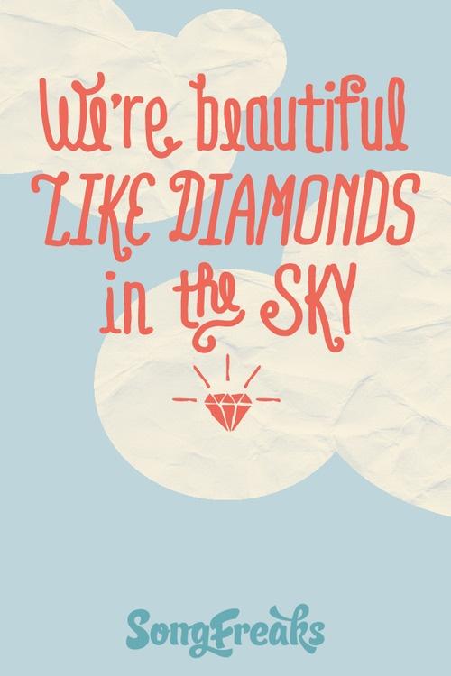 Rihanna,Diamonds,Music, Song | I Love Music! | Pinterest Rihanna What Now Lyrics Tumblr