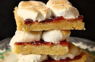 Toasted Marshmallow Squares Recipes. #Recipes