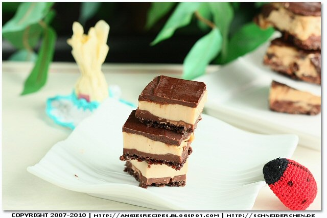 Chocoate Cream Cheese Peanut Butter Bars | Sweets to make or bake | P ...