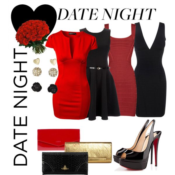 date night by mikakelly on polyvore