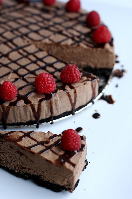 chocolate espresso semifreddo 2 by annieseats, via Flickr