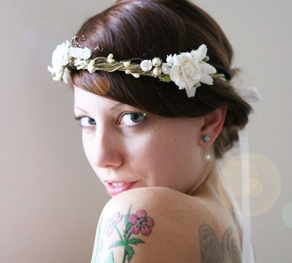 hair thing for the wedding | Fuller than You | Pinterest