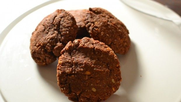 chocolate-peanut-butter-protein-cookies | Recipes | Pinterest