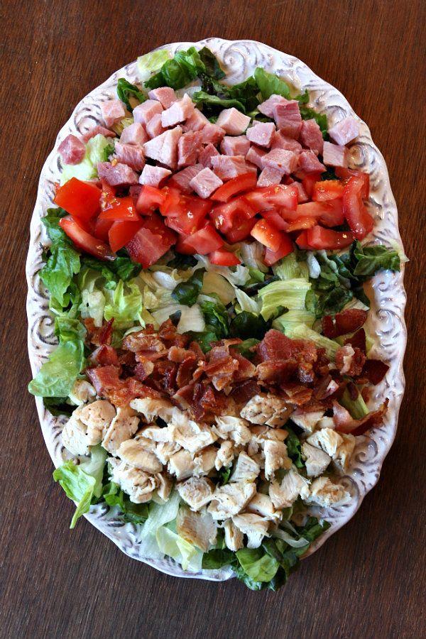 Classic Cobb Salad | Recipe