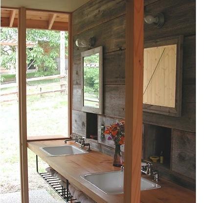 summer sinks outside a barn? For the Home Pinterest