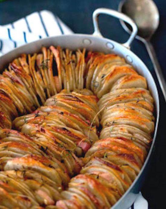 Crispy Potato Roast | Recipes & More!!! | Pinterest