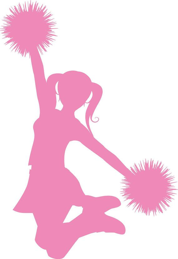 Pin by carnation candles llc on printables pinterest for Cheerleader wall mural