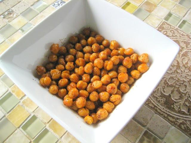 Chickpea Poppers Recipe — Dishmaps