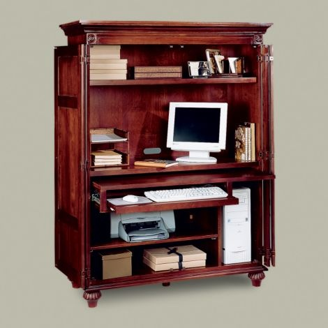 Computer Armoire From Ethan Allen Bedroom Ideas Pinterest