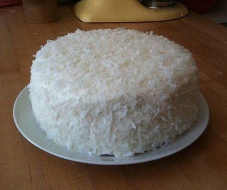 Pineapple Coconut Layer Cake recipe on Food52.com