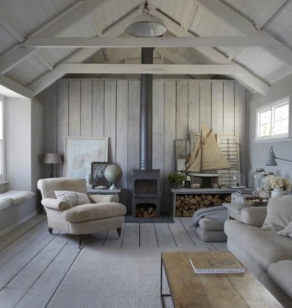 Garden shed interiors pinterest for Garden shed interior designs