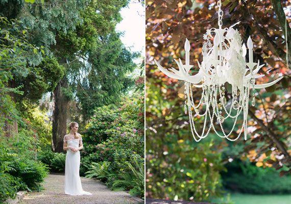Grecian wedding dress inspiration photo by melissa gidney