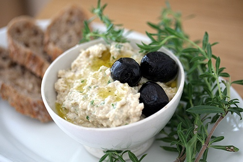 baba ganoush (lebanese eggplant dip) | Recipes | Pinterest