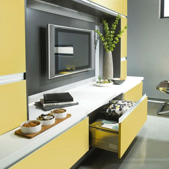 Lemon kitchen  further kitchen  Pinterest