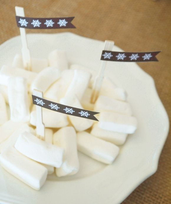 ... have... Bird's Party Blog: How to Make Homemade Marshmallows + Recipe