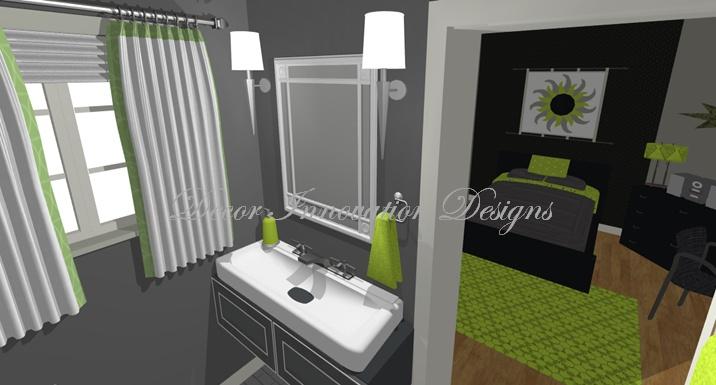 Teen boys bathroom for the home pinterest for Boys bathroom designs