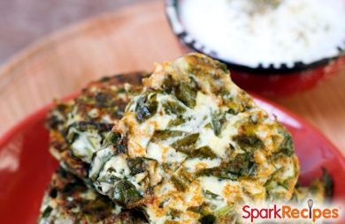 Cheesy Spinach Squares Recipe by ERUPERTO