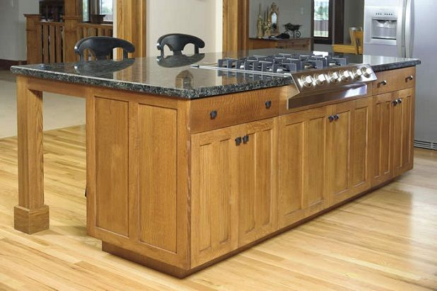 kitchen island with the cooktop built in if wishes came true pint