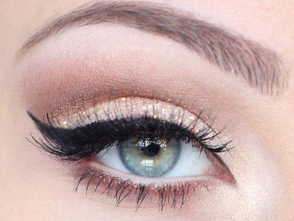 glitter new years eve makeup eye makeup ideas pinterest