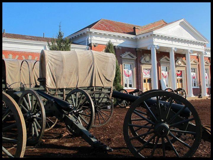 Historic Petersburg, Virginia