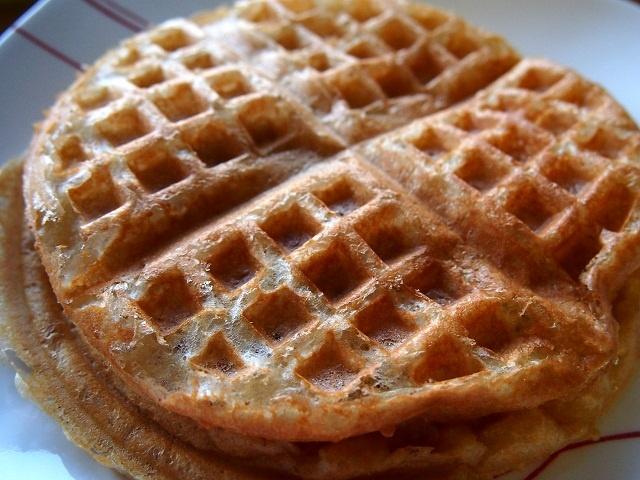 Sourdough Waffles | Streusel | Pinterest