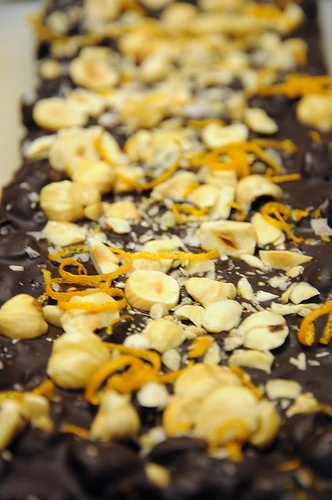 Chocolate Orange Hazelnut Bark   Eats/Food   Pinterest