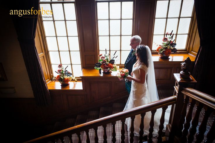 Hermitage dunkeld wedding