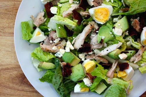 Chicken Cobb Salad | Soups and Salads | Pinterest