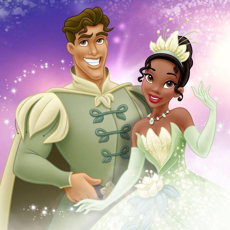 Tiana & Naveen | Disney Princesses | Pinterest
