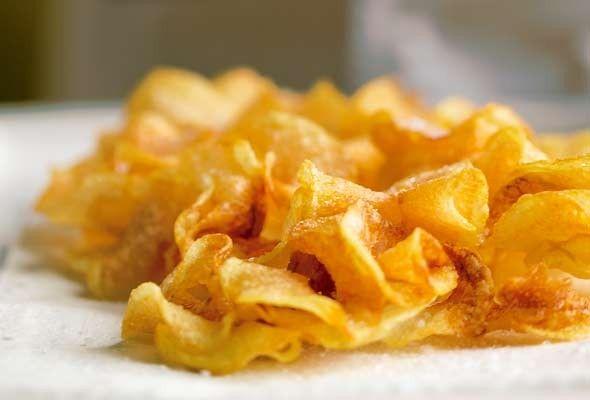 Potato Ruffles | Recipe
