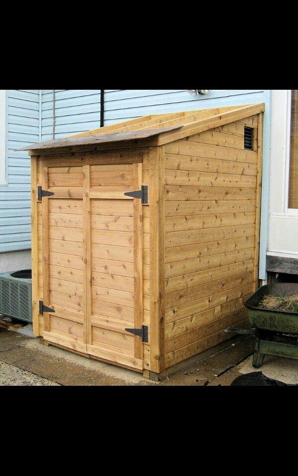 Nice Backyard Sheds : Nice storage shed  Outside Space  Pinterest