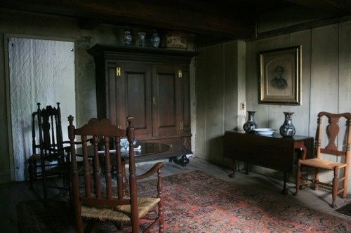 Pin by allison earnshaw on 18 17th century 1 pinterest - Old home interior pictures ...