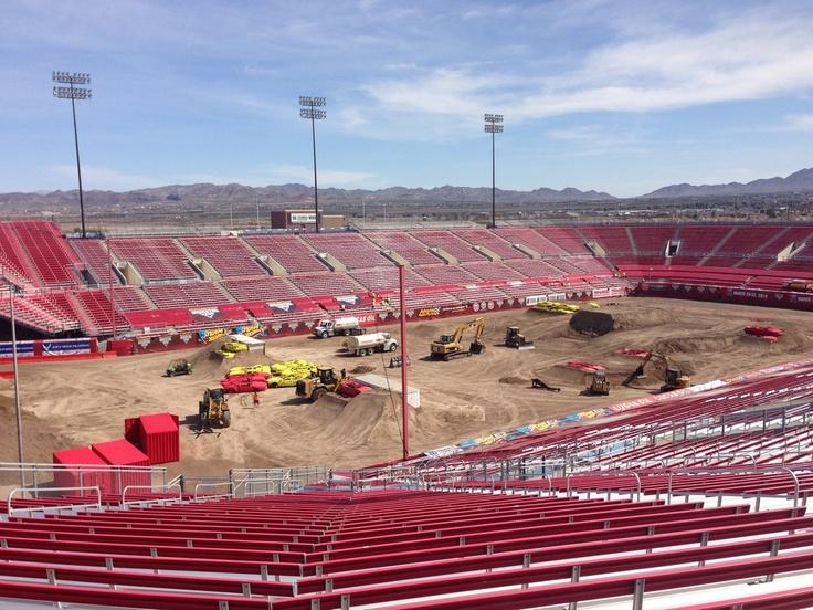 Monster Jam Las Vegas >> Sam Boyd stadium Las Vegas 2013   Monster trucks   Pinterest