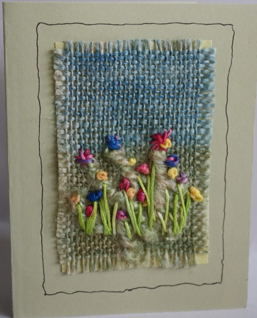 Stitched Cards blog post by Dale Anne Potter.