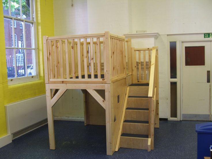 Classroom Loft Ideas ~ Camp classroom loft lofts pinterest