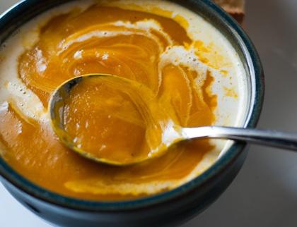 curried squash soup   Soup   Pinterest