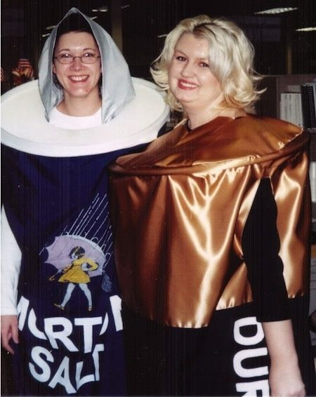 Pun Costumes Salt And Battery See More Funny