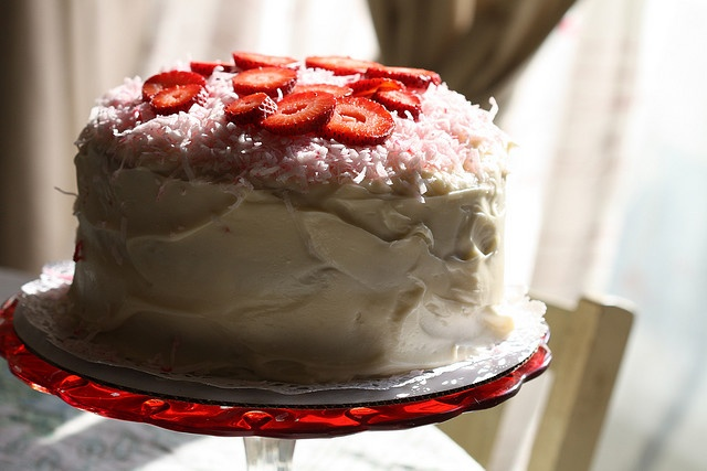 Southern Style Strawberry Cake..is it cheating to use boxed cake mix?