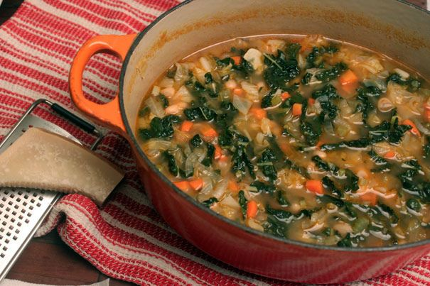 Ribollita | What's for dinner? (soups and stews) | Pinterest