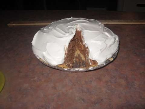 Mile High Chocolate Cream Pie | pies | Pinterest