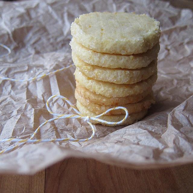 Meyer Lemon Butter Cookies | Cookies | Pinterest