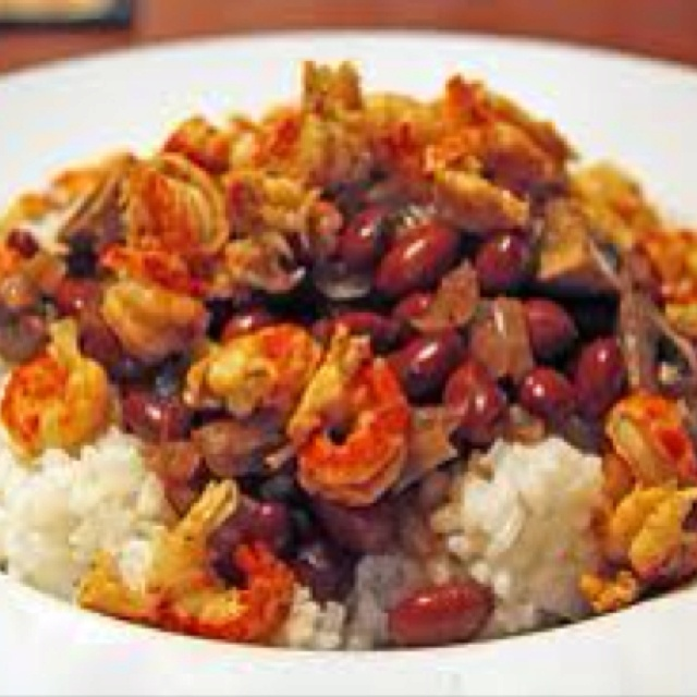 New Orleans Style Red Beans and Rice | Cajun food | Pinterest