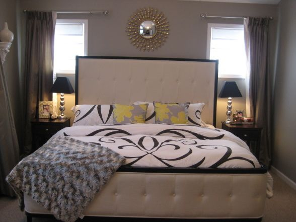 Hollywood glam bedroom pinterest for Hollywood glam bedroom