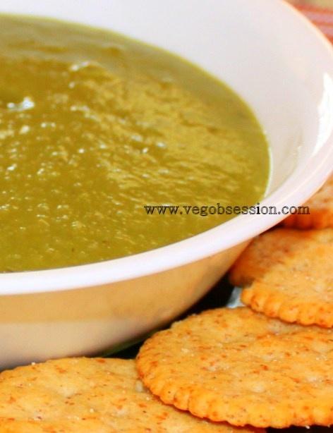 Leek, Broccoli and Barley Soup | ~::Daniel Fast::~ | Pinterest